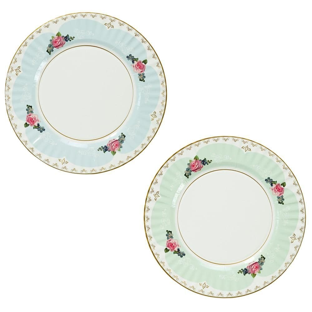 Truly Scrumptious Large Paper Plates