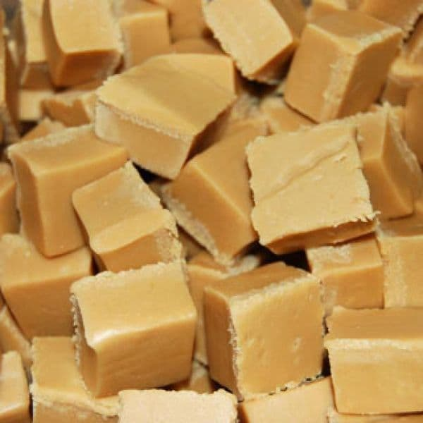 BONDS CLOTTED CREAM FUDGE 150G BAG