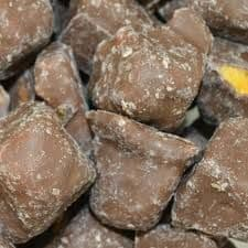 Chocolate Cindertoffee 100g Bag