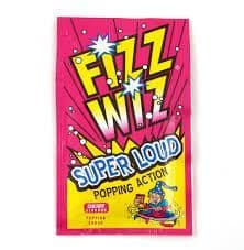 Fizz Wiz Cherry Popping Candy