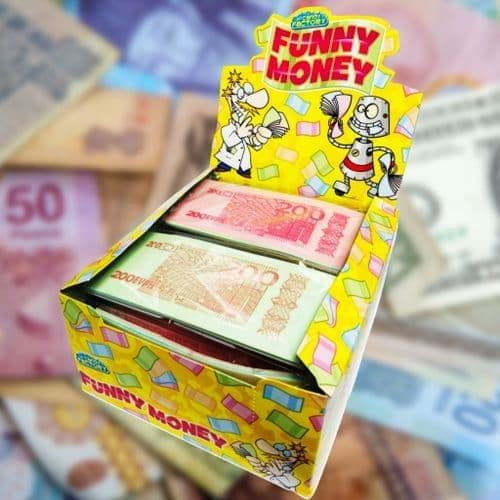 Funny Money - (Edible Paper)