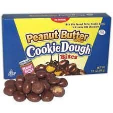 Peanut Butter Cookie Dough Bites Box 88g
