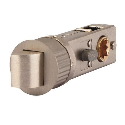 Excel Hardware  2281 Smart Privacy Latch 70mm Satin Nickel Plated