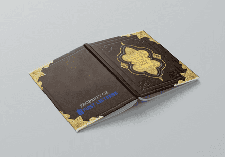 History Of The Time War Personalised Notebook Based on Doctor Who
