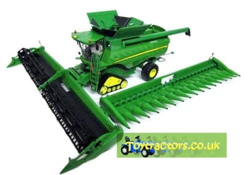 Combines & Forage Harvesters