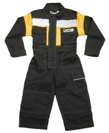 JCB Childrens Boilersuit