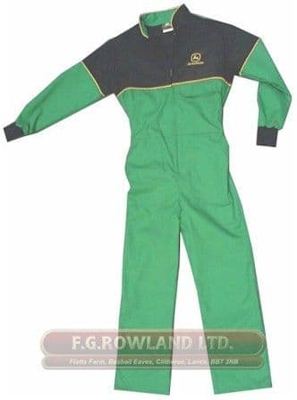 John Deere Childrens Boilersuit