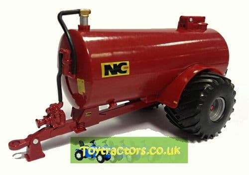 NC Slurry Tanker - Fieldside (Red)