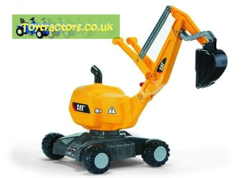 Rolly CAT Micro Digger