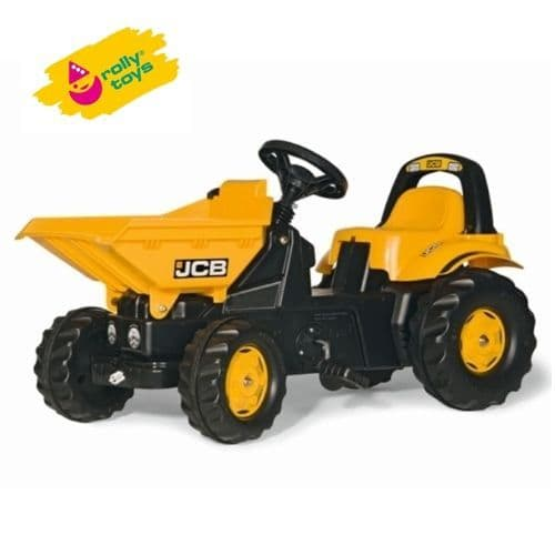 Rolly Kid Tractors and Dumpers