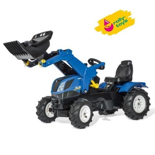 Rolly Pedal Tractors