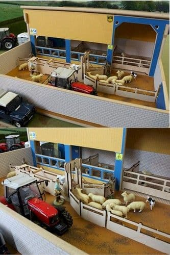 Sheep Handling Unit