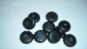"10 x Blanking Rubber Grommet Diameter 0.959"" Part No 5X/8014671 [B5]"