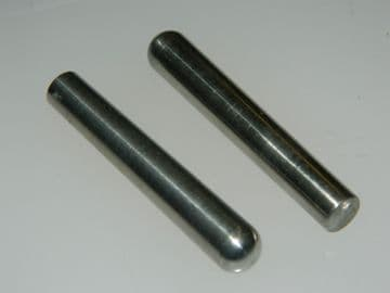 """2 x Stainless Steel Solid Taper Pins 5/16"""" Diam 2"""" Long Part SP29-P16 [E5]"""