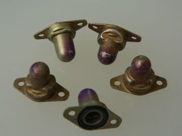 5 x 10-32 UNF Sealed Anchor Nuts Cadmium Plated Part Number F19769-3 [A1]