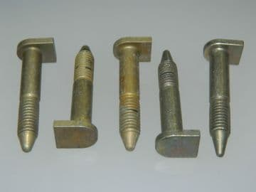 5 x M8 Special Studs Metric Fastener Length 47.25mm Part No. A211315-001 [B6]