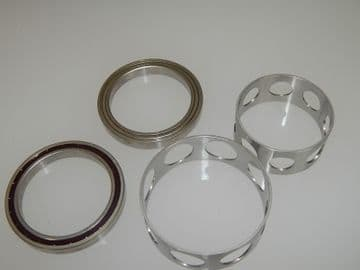 Duplex Ball Bearing Pair Inside Diameter 44.8mm Outside Diameter 57.9mm [D13]