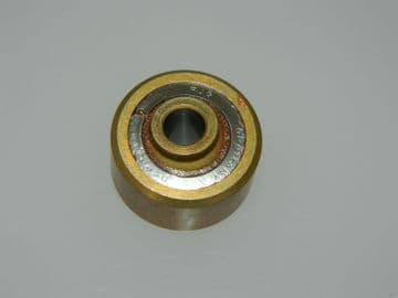 "Enclosed Ball Bearing Steel Inside Diam 1/4"" Outside Diam 7/8"" Part DSRP4 [O13]"
