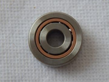 "Enclosed Roller Bearing 7/8"" Outer Diam, 1/4"" Inside Diam P/No. N8289 [D12]"