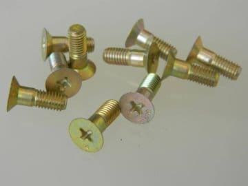 M5 Countersunk Screws Phillips Head Metric Bolts Part Number TL2063/5X14 [A2]
