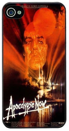 Apocalypse Now Movie Film Poster High Quality Cover/Case Fits iPhone 4/4S