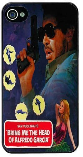 Bring Me The Head Of Alfredo Garcia Cover/Case Fits iPhone 4/4S. Peckinpah Film