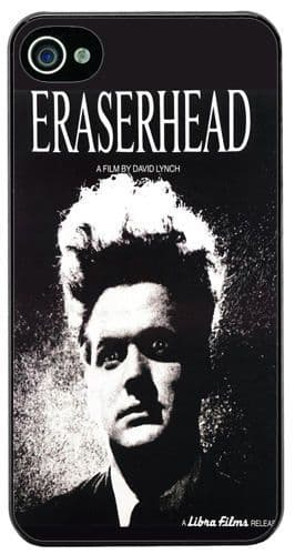 Eraserhead Movie Poster Quality Cover/Case Fits iPhone 4/4S. David Lynch Classic