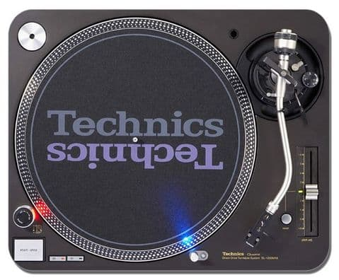 Turntable High Quality Cork Place Mat. Classic Vintage Record Player DJ Mixer Cork Backed Table Mat