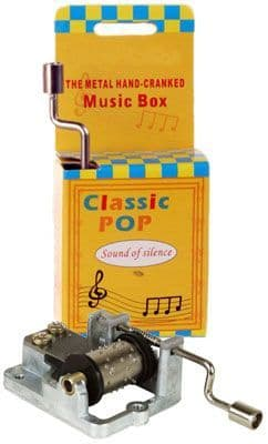Wind Up Music Box: Take Me Home Country Roads