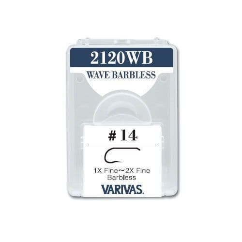 2120WB Wave Barbless