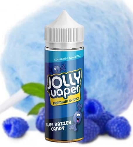 Jolly Vaper - Blue Razzer Candy 120ml