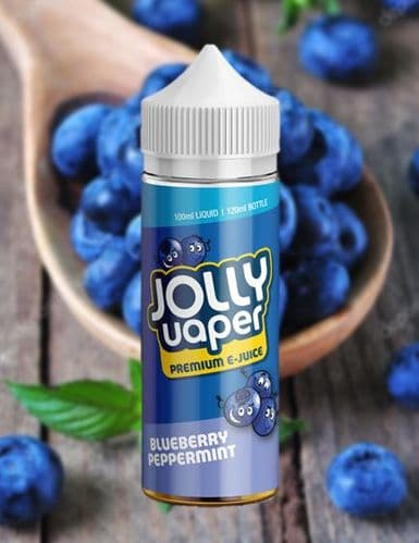 Jolly Vaper - Blueberry Peppermint 120ml