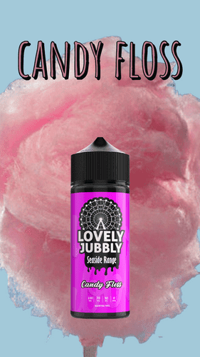 Lovely Jubbly - Candy Floss