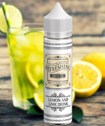 Refreshing Drinks Co - Lemon & Lime Drink