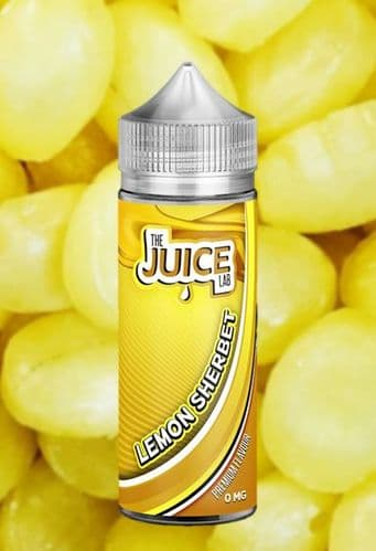 The Juice Lab - Lemon Sherbet 120ml