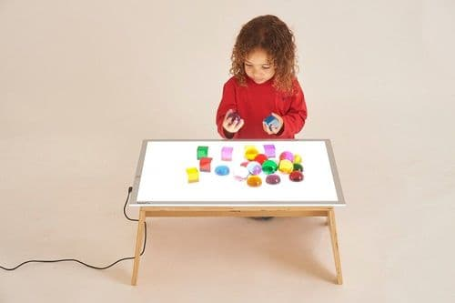 A2 Light Panel & Table Set  (Free Delivery)