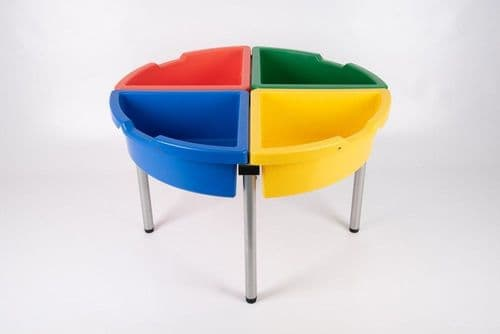 Exploration Circle Set - Colour Trays  (Free Delivery)
