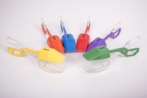Rainbow Tongs (1 or 6pk)