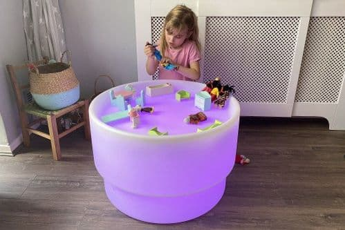 Sensory Mood Discovery Table (Free Delivery)