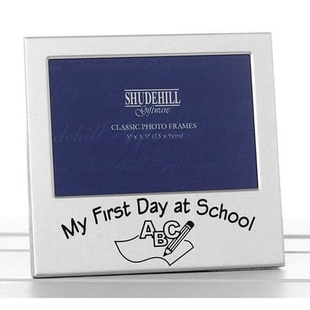First Day at School Frame Gift