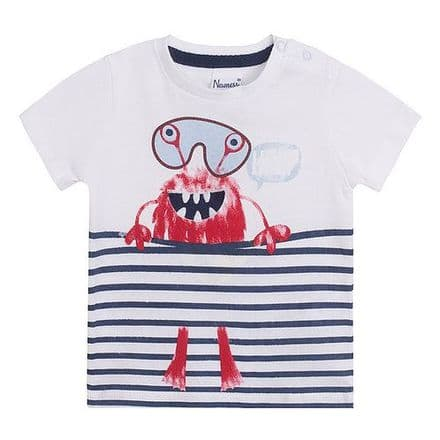 Spanish Monster T-Shirt & Red Shorts by Newness