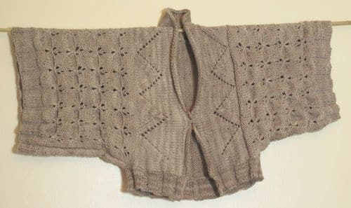 Knitting designs by Lee