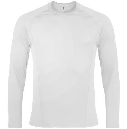 Kids long sleeve skin-tight quickdry T