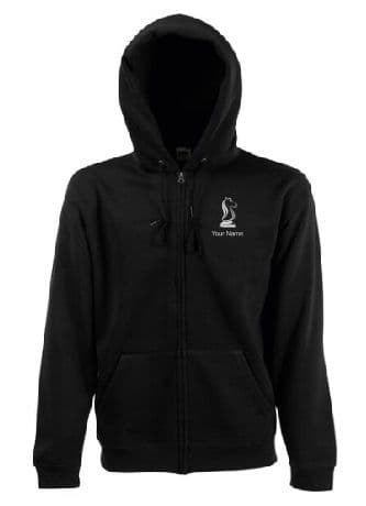 Knights Academy Child Zip Hoodie