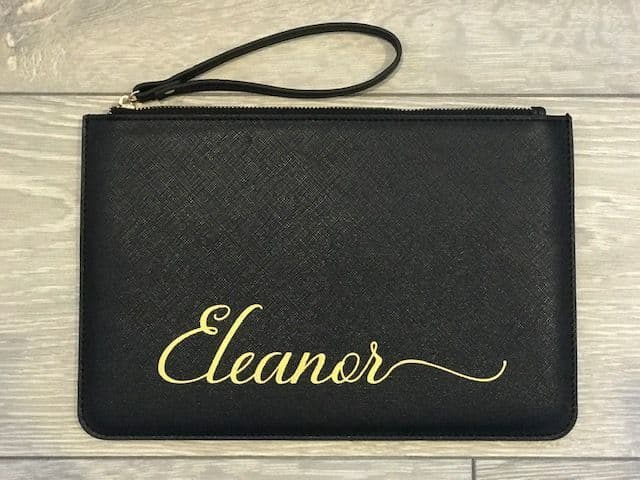 Personalised Clutch Bag BG750