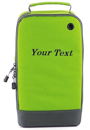 Personalised Football Boot Shoe Bag - BG540 BagBase