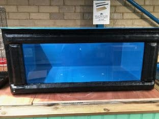 800 litre Pond with viewing window