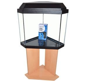 Base Cabinets and Stands for our Shaped Aquariums