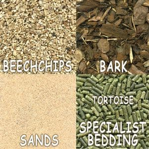 Bedding / Substrates