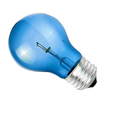 Daylight Blue Bulbs- stimulate daylight and increases ambient temperature